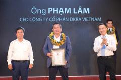 DKRA Vietnam 'thắng lớn' ở Lễ vinh danh nghề Môi giới BĐS Việt Nam 2019