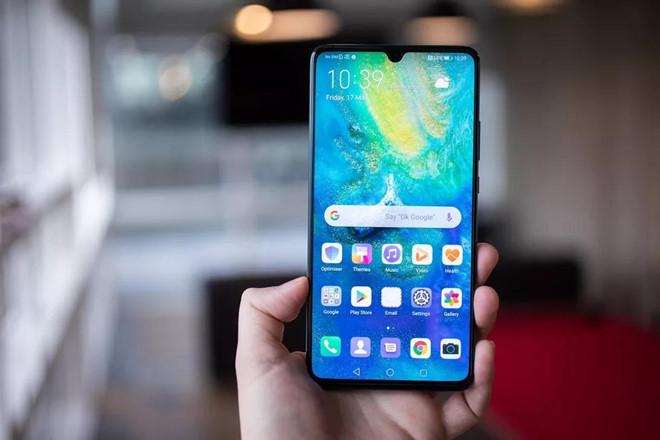 Huawei,điện thoại Huawei,Chiến trang thương mại Mỹ Trung