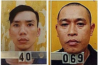 Two wanted by Binh Thuan Police