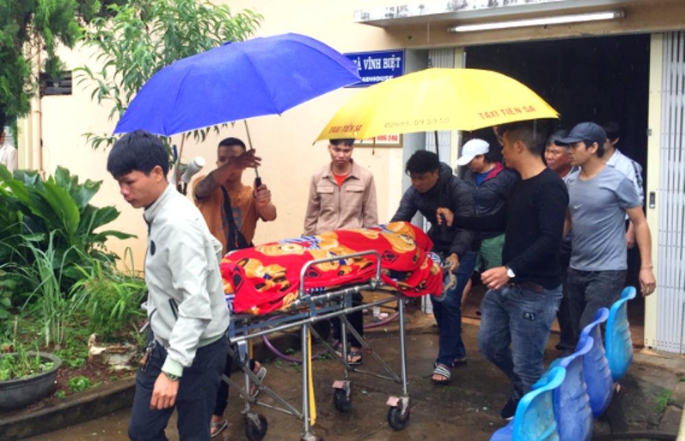 Bắt nam thanh niên nổ súng giết người ở Gia Lai