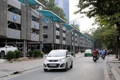 Hanoi: tens of underground smart parking areas still on paper