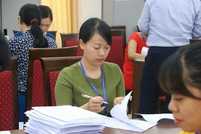 Cao Bằng đã có 2 thí sinh đạt 9 điểm môn Ngữ văn