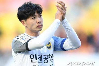 Công Phượng rầm rộ báo Hàn vì 'bỏ' Incheon sang Bỉ chơi bóng
