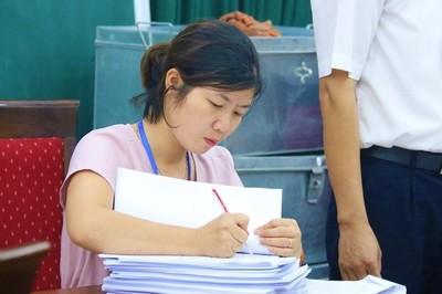 Bắc Kạn đã có thí sinh đạt điểm 8 môn Ngữ văn