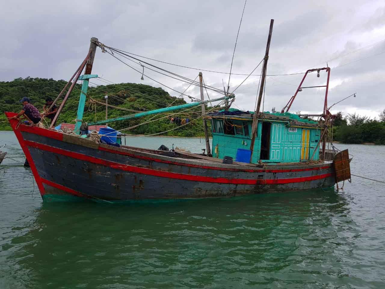 Bão số 2 mở rộng vùng ảnh hưởng tới Thanh Hóa, 4 tỉnh đã cấm biển