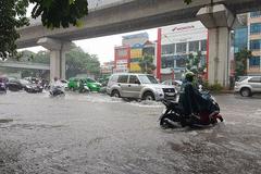 Bão số 2 đổ bộ vào Hải Phòng đến Nam Định, Hà Nội mưa to