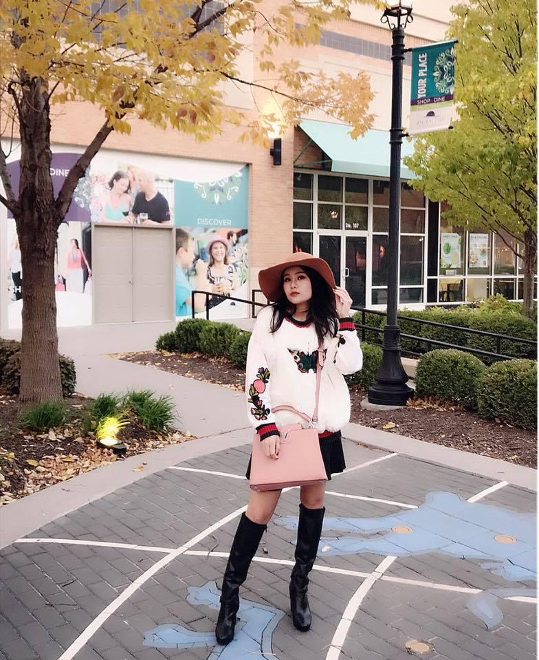 Cuộc sống của cô gái Hà Nội xinh đẹp một mình nuôi con ở Mỹ