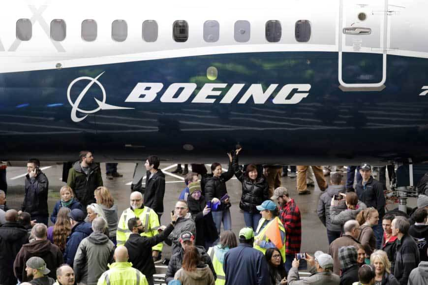 Boeing,Boeing 737 Max,máy bay gặp nạn