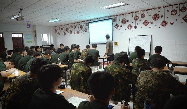 Bên trong một trung tâm cai nghiện Internet tại Trung Quốc