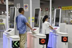 Nhờ công nghệ này, du khách qua sân bay Nhật mất chưa tới 15 giây làm thủ tục