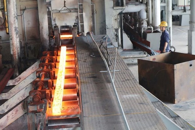 US department announces preliminary rulings on Vietnamese steel