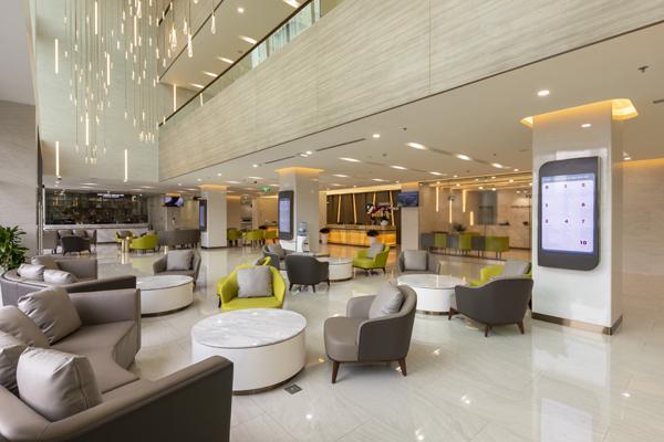 Bệnh viện AIH hợp tác chuyên môn cùng hệ thống y tế hàng đầu Mỹ