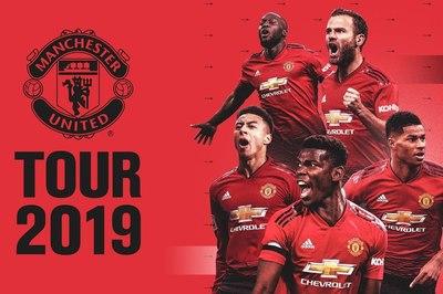 Lịch du đấu mùa Hè 2019 của MU