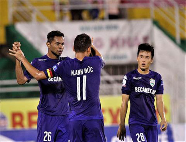 Binh Duong to host Ha Noi in AFC Cup ASEAN Zonal final first leg