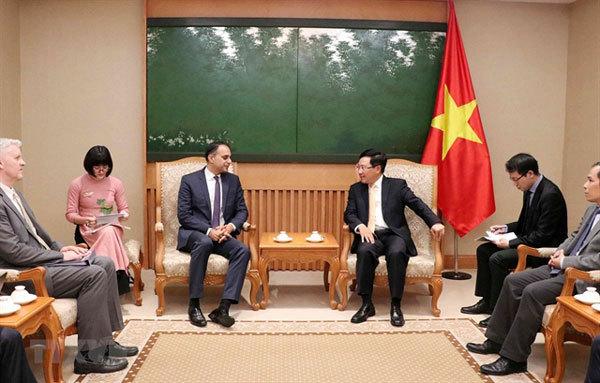 Vietnam treasures relations with ADB: Deputy PM