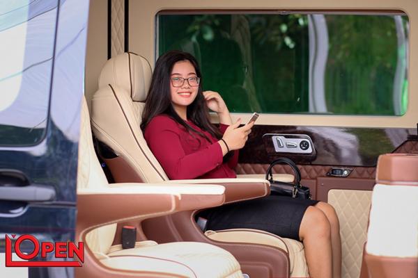 Nhà sáng lập hãng xe L'Open: 'Doanh số không phải là ưu tiên'