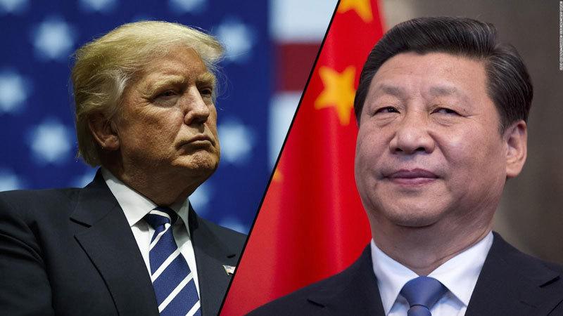 Donald Trump,Trung Quốc,Tập Cận Bình,cuộc chiến thương mại,chiến tranh thương mại,chính sách tiền tệ,lãi suất Mỹ,Jerome Powell,chủ tịch Fed