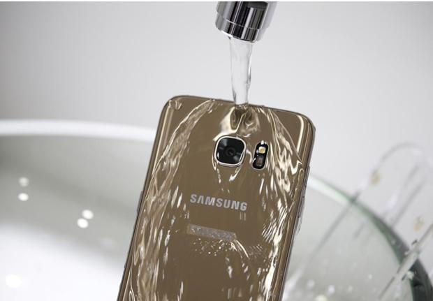 Samsung,smartphone chống nước