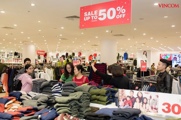 lễ hội mua sắm,hàng hiệu giảm giá