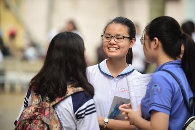 Danh sách trúng tuyển lớp 10 ba trường THPT nhóm đầu của TP.HCM