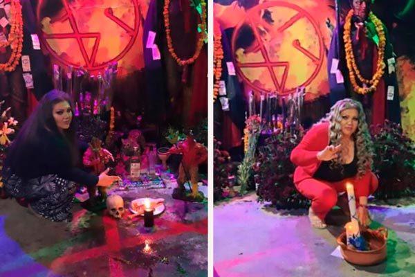 Kết cục bi thảm của kẻ tự nhận con gái quỷ Satan