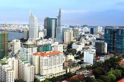 Quý 2/2019: Giá bán căn hộ tăng mạnh tại TP. HCM