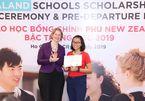 20 Vietnamese students win New Zealand Schools Scholarships