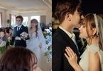 Thu Thủy song ca cùng bạn trai kém 10 tuổi trong lễ cưới