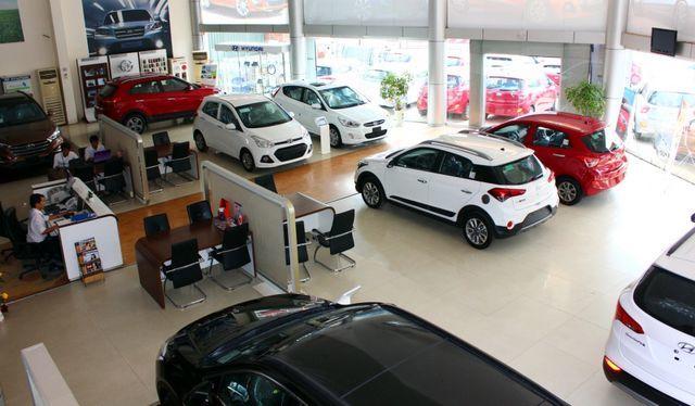 ô tô nhập khẩu,thị trường ô tô,tháng cô hồn,nghị định 116