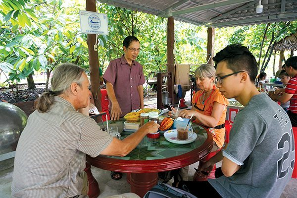 homestay,Da Nang,foreign travelers