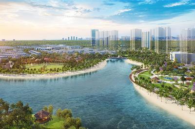 Ra mắt 'Thành phố thông minh - công viên' Vinhomes Grand Park
