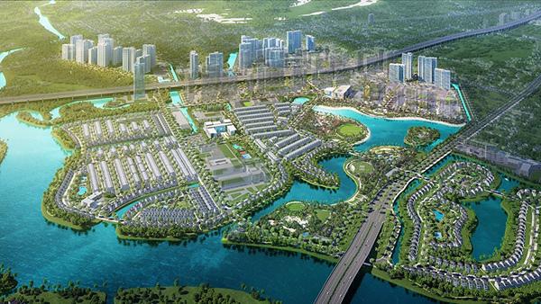 Công ty Cổ phần Vinhomes ra mắt 'Thành phố công viên' Vinhomes Grand Park