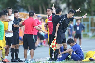 Thanh Hoá đánh bại PVF trong trận cầu nóng