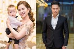 Chăm con ốm, vợ cũ Việt Anh trách: 'Nhiều người đúng là bạc như vôi'