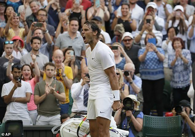 Nadal đoạt vé vòng 3 sau màn kịch chiến với 'Cậu bé hư'