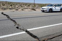 Động đất mạnh tấn công nước Mỹ