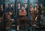 Cổ Thiên Lạc cùng dàn sao TVB 'gây bão' với phim hành động 'Đội Chống Tham Nhũng'
