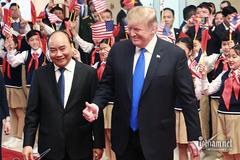 'Tổng thống Trump khẳng định tình cảm tốt đẹp với nhân dân Việt Nam'