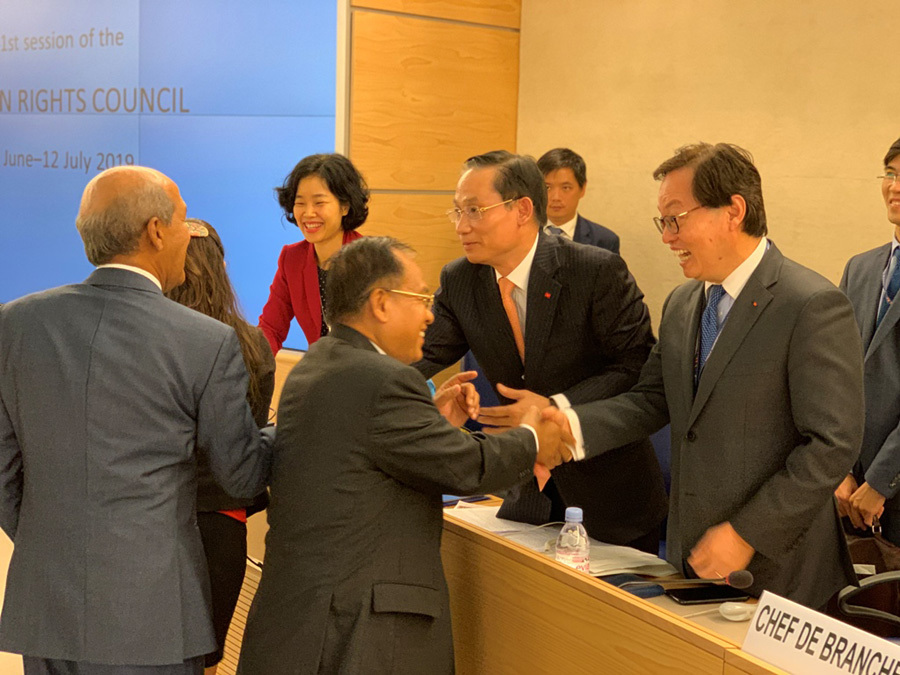 Thứ trưởng Ngoại giao nói về ưu tiên cao nhất của Việt Nam