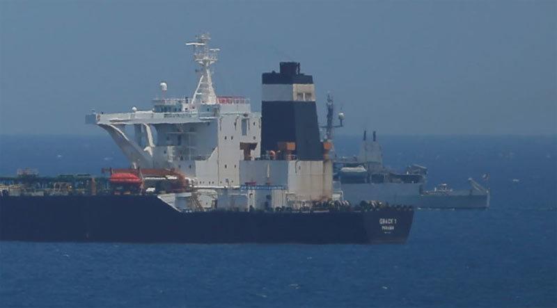 Anh,Iran,tàu dầu,Mỹ,bắt giữ tàu dầu