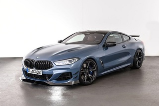 BMW 8-Series 'lột xác' với bản độ mới