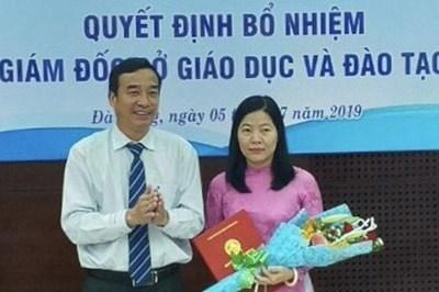 Đà Nẵng có tân nữ giám đốc Sở Giáo dục