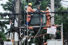 EVNNPC khẩn trương khắc phục hậu quả bão số 2