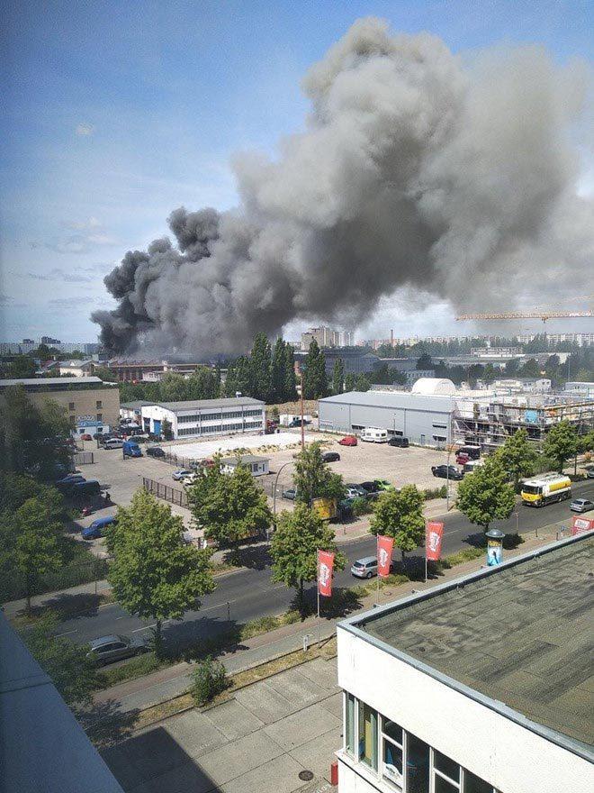 Chợ Đồng Xuân,chợ người Việt,Đức,cháy chợ,hỏa hoạn