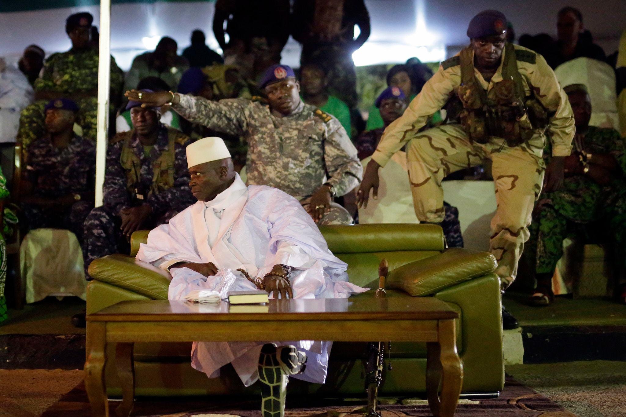 Bi kịch đời hoa hậu tố cáo bị cựu Tổng thống Gambia cưỡng hiếp