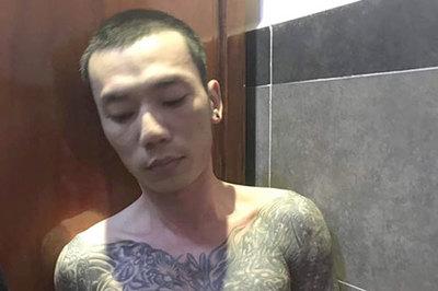 Chân tướng trùm ma túy Huy 'nấm độc' vừa bị tóm sau 5 ngày 'vượt ngục'