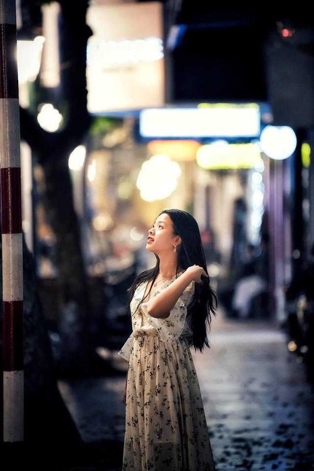 Con Chiều Xuân từ bé mũm mĩm ở Giọng hát Việt thành thiếu nữ gợi cảm tuổi 15