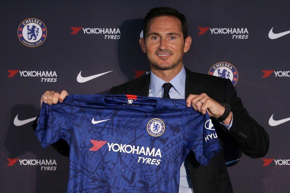 Lampard mừng rơn sau cuộc gặp tỷ phú Abramovich