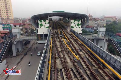 Hà Nội vay hơn 34.000 tỷ xây tuyến metro số 3 ga Hà Nội - Hoàng Mai