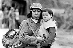 'Hồi sinh' đôi chân cho cô bộ đội trong bức ảnh lịch sử 40 năm trước